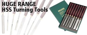 Record Power High Speed Steel Turning Tools - Huge Range of single tools and collections