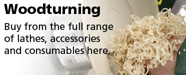 Record Power woodturning products