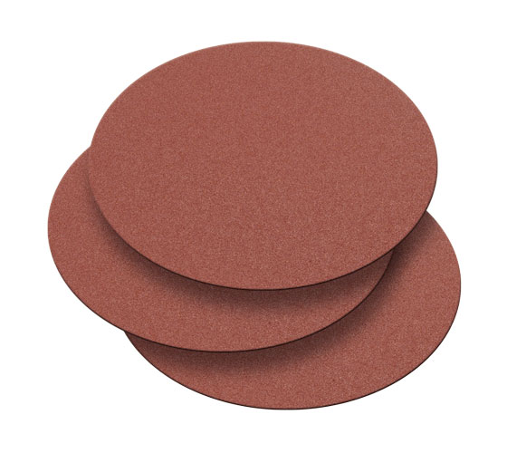 DMD/7G1 250mm 60 Grit 3 Pack of Self Adhesive Sanding Discs for BDS250