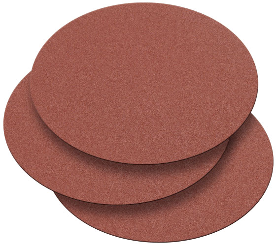 DS300/G1-3PK 300mm 60 Grit 3 Pack of Self Adhesive Sanding Discs for DS300