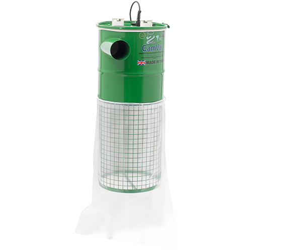 CGV286-3-WALL 150 L 2000 W Compact Wall Mounted Extractor