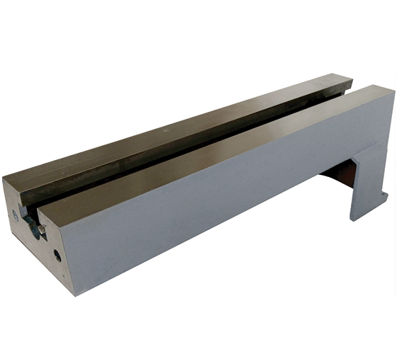 15500 Cast Iron Bed Extension for DML250 Lathe