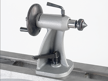 Innovative Tailstock Design