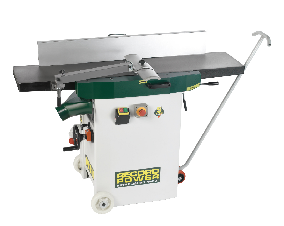 48501 PT310/UK1 Planer Thicknesser Package with Wheelkit and Digital Readout, 240v